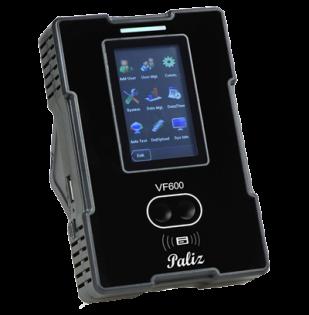دستگاه حضور وغیاب VF600