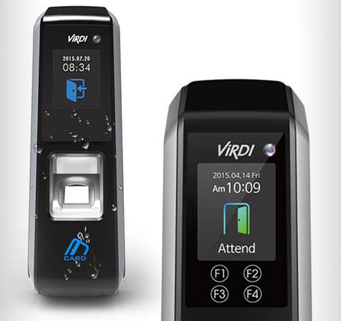 کنترل تردد Virdi AC2200